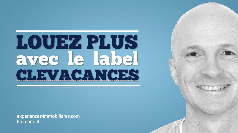 label Clévacances